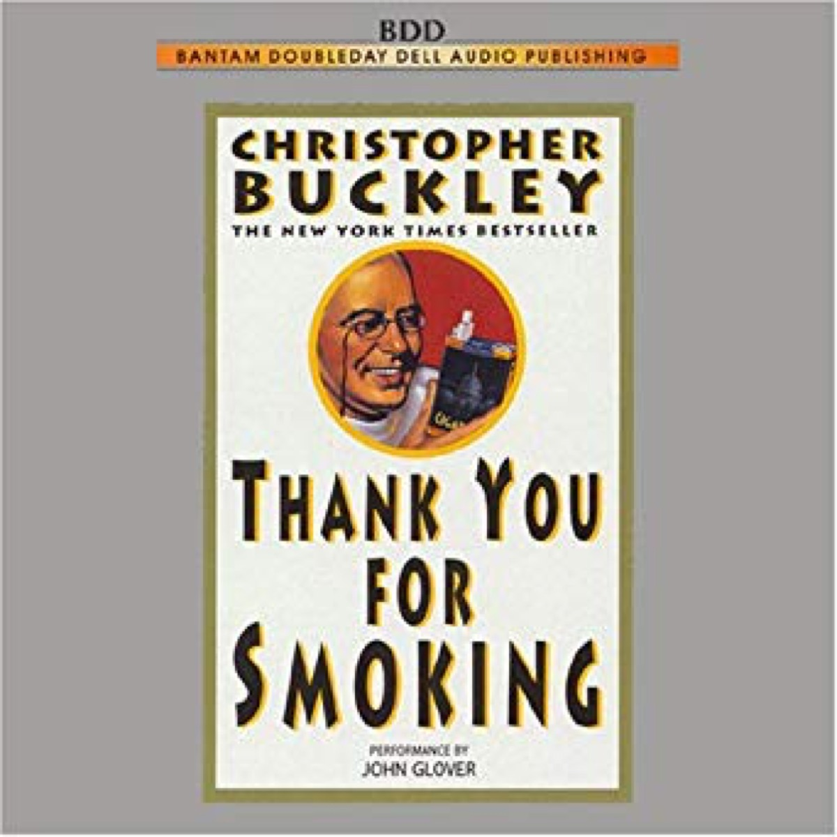 thank you for smoking 40 funny books