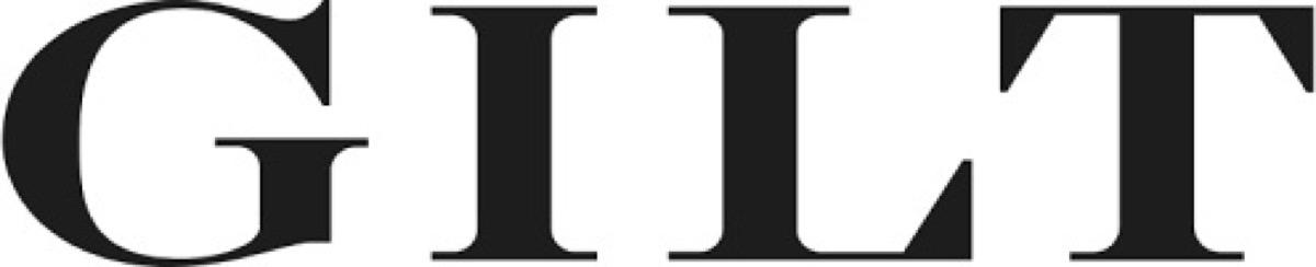 Gilt logo {Discount Shopping}