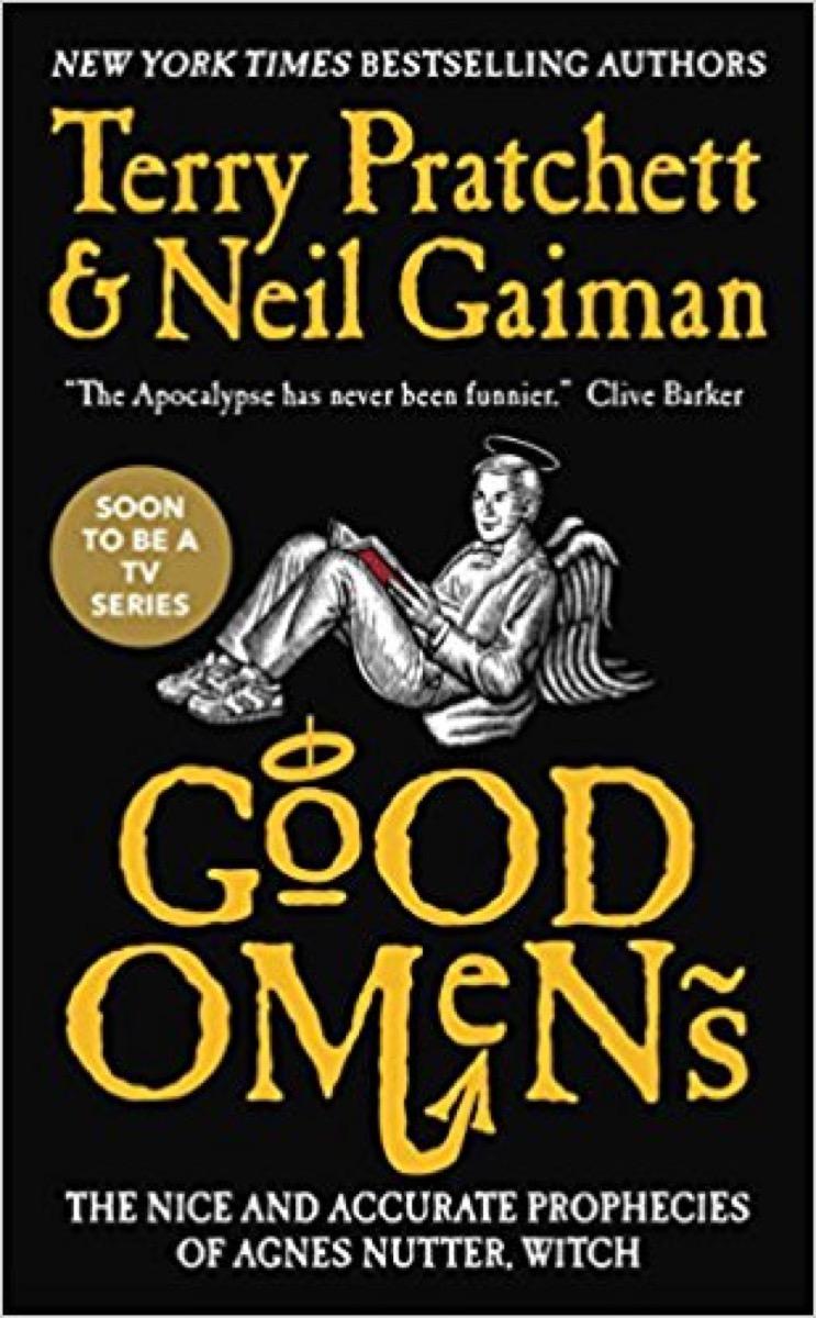 good omens 40 funny books