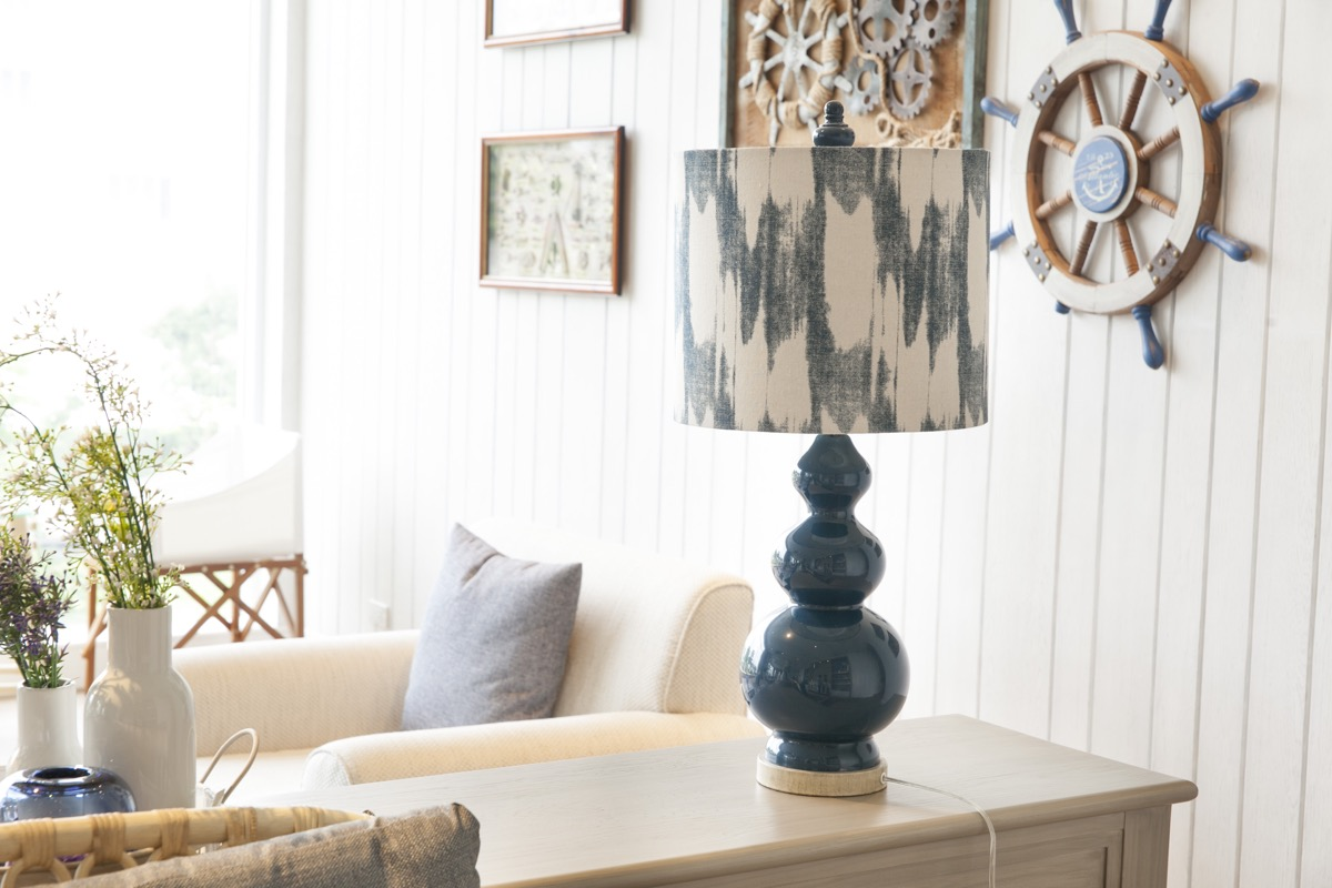 Home Decor Lampshade celebrity home design tricks