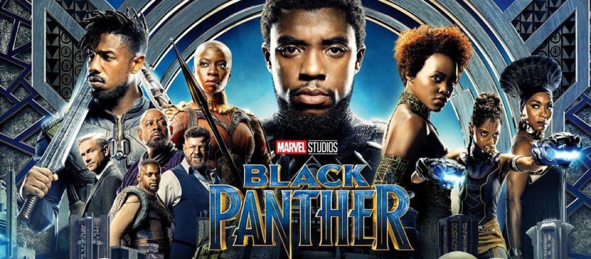 black panther 2018 pop culture
