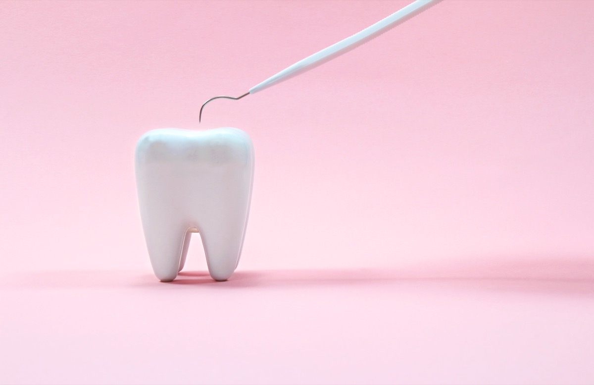 an isolated tooth being probed, 2020 predictions