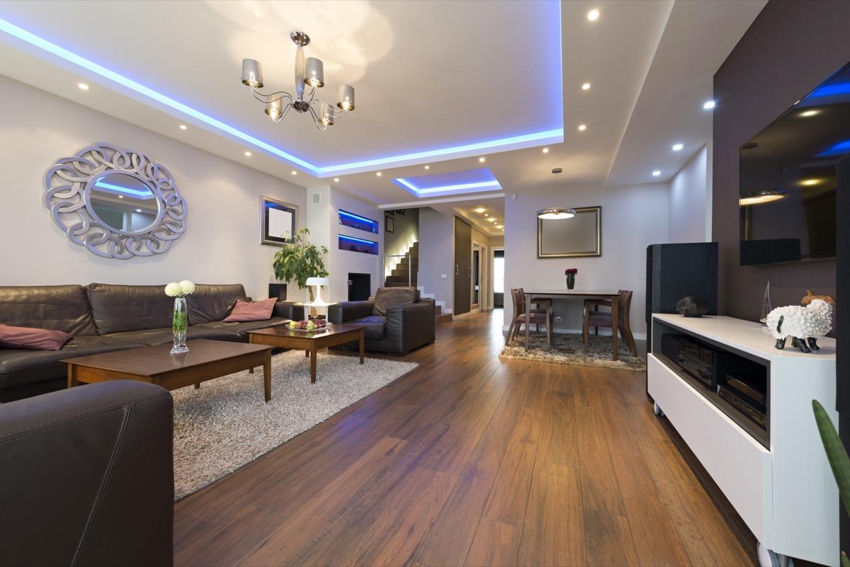 Lighting in Home celebrity home design tricks