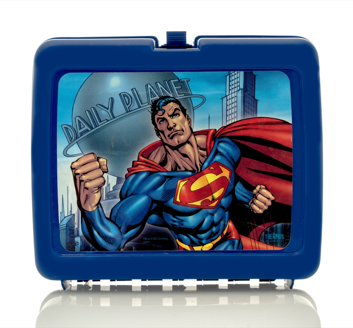 superman lunch box valuable things