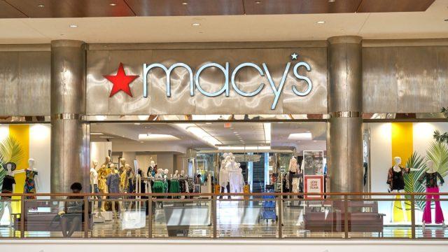 Macy's Storefront {Return Policies}