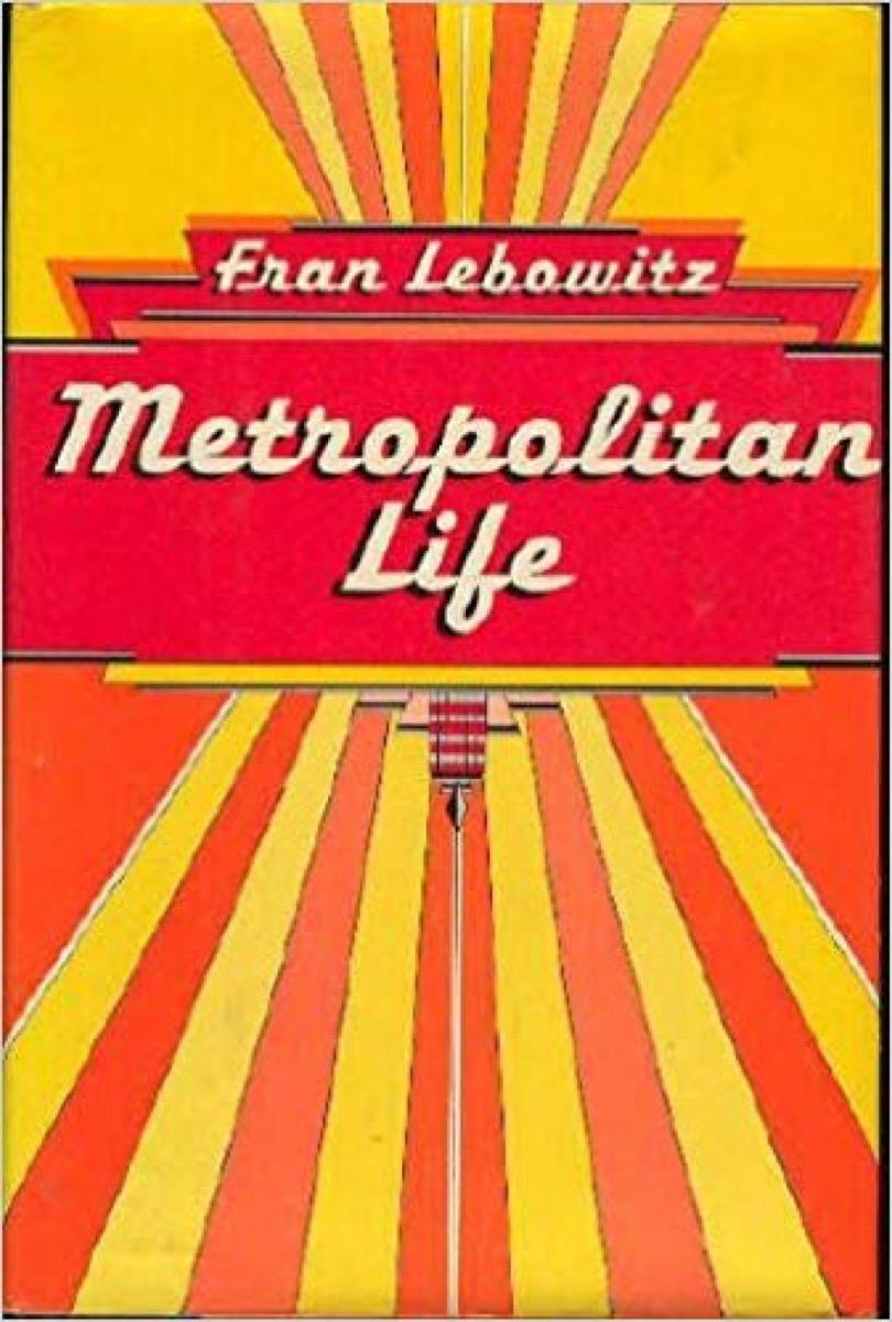 metropolitan life 40 funny books