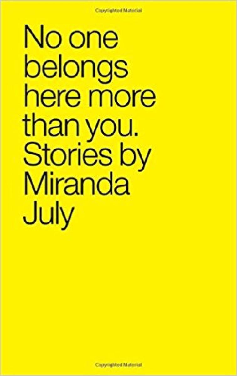 miranda july 40 funny books
