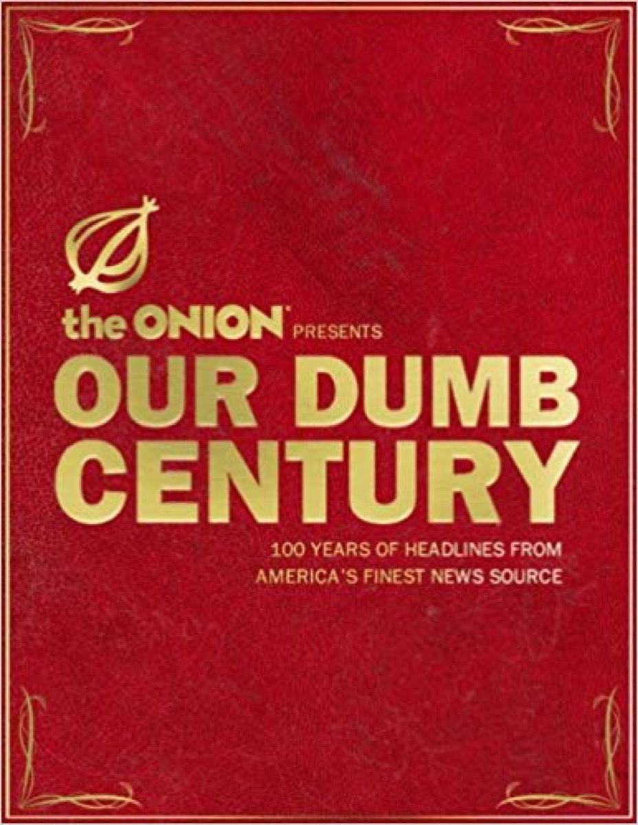 our dumb century 40 funny books