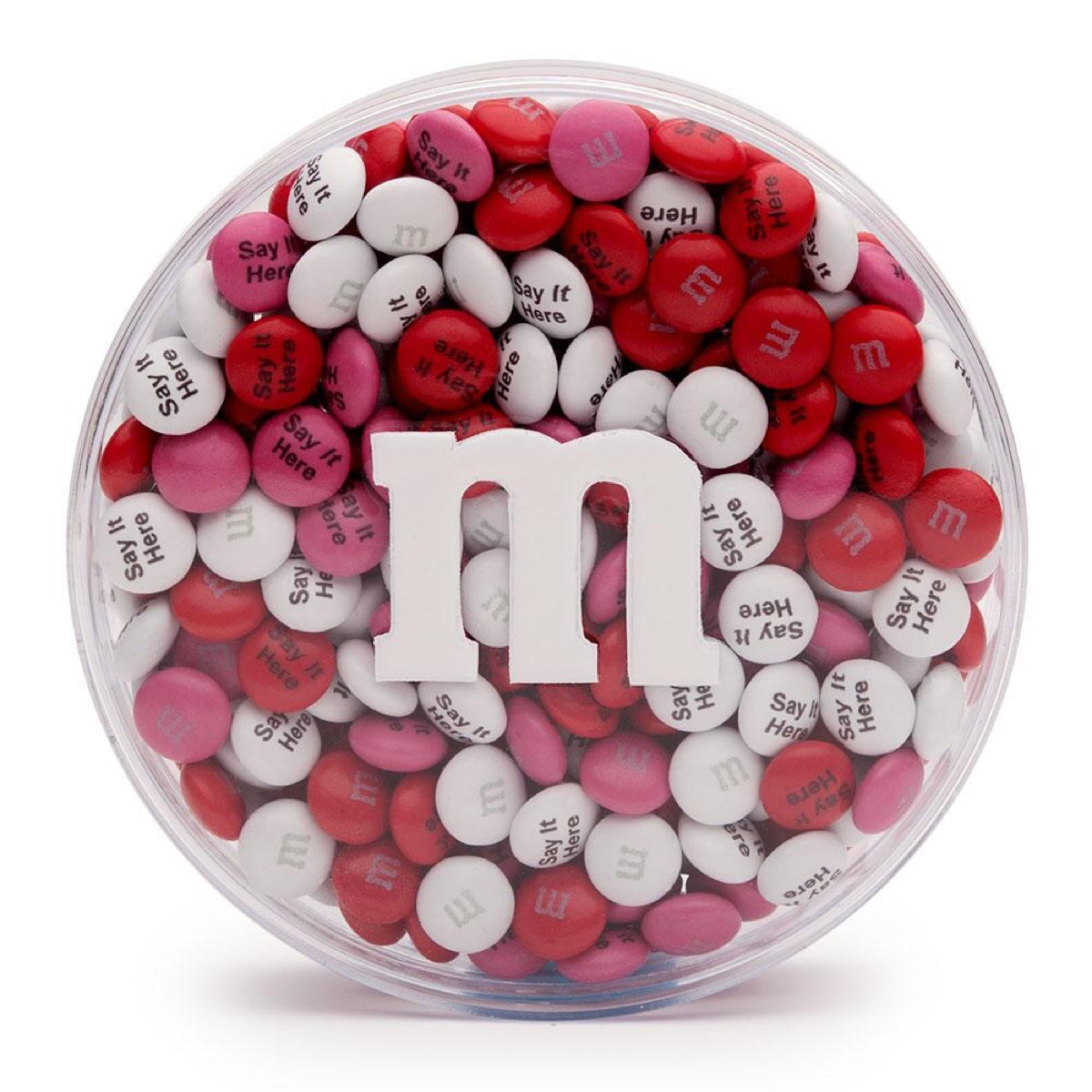 Personalized M&Ms {Christmas Gift Ideas}