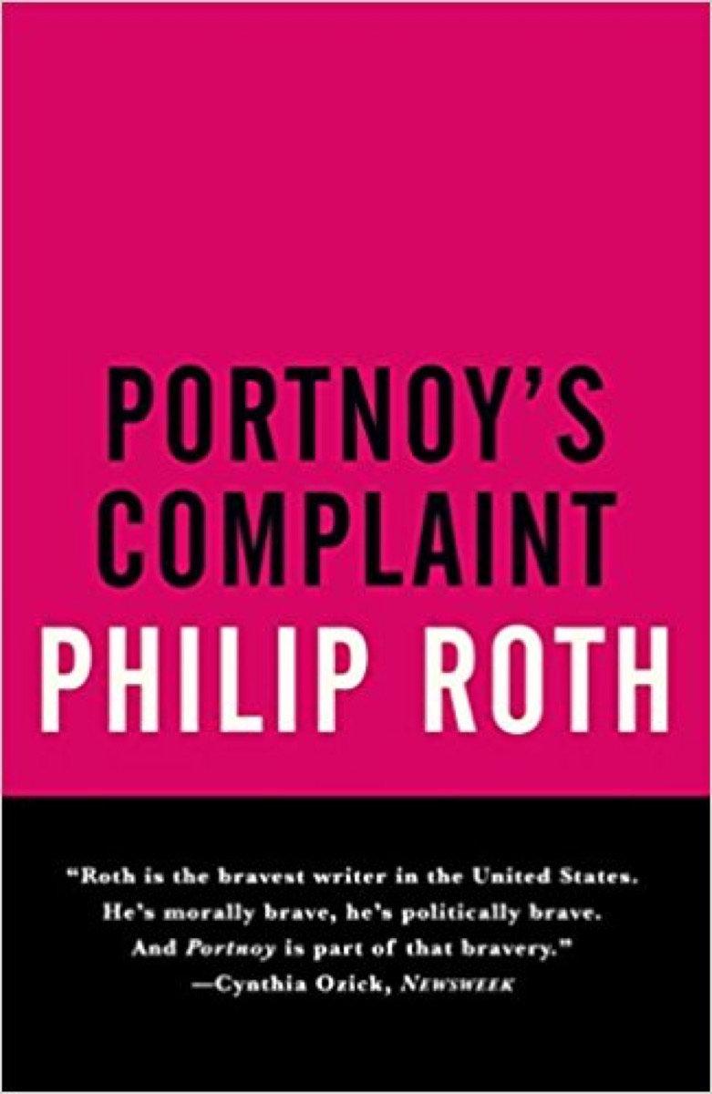portney's complaint 40 funny books
