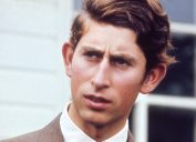 Prince Charles in 1970