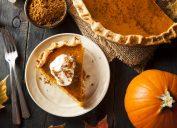 pumpkin pie thanksgiving facts