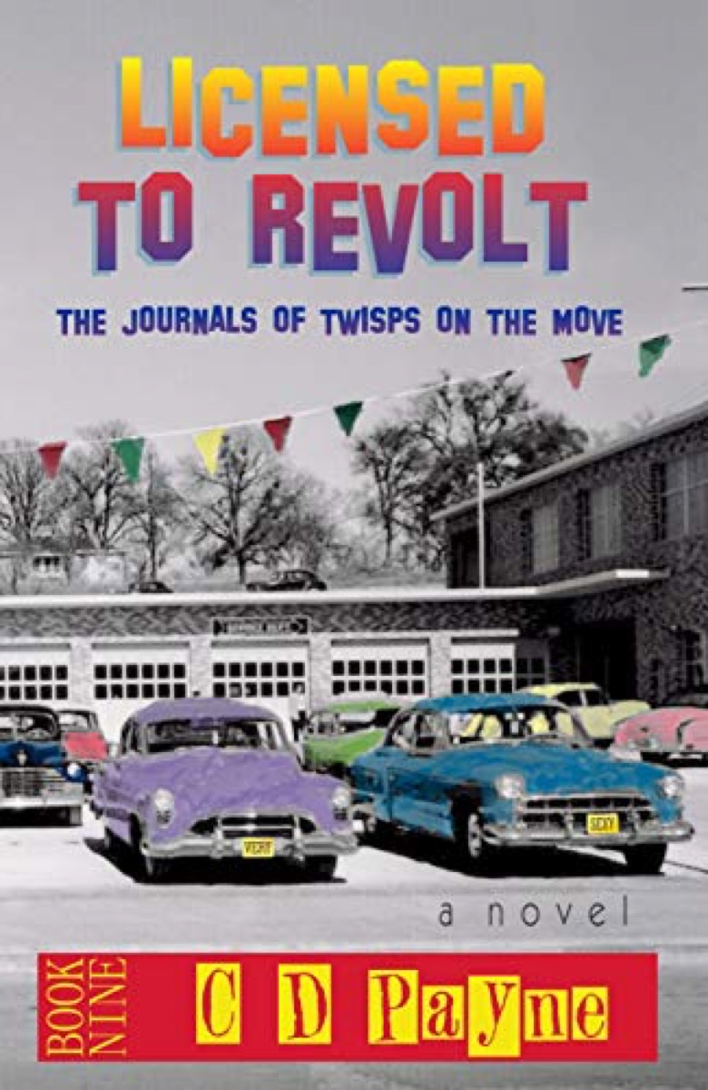 revolt 40 funny books