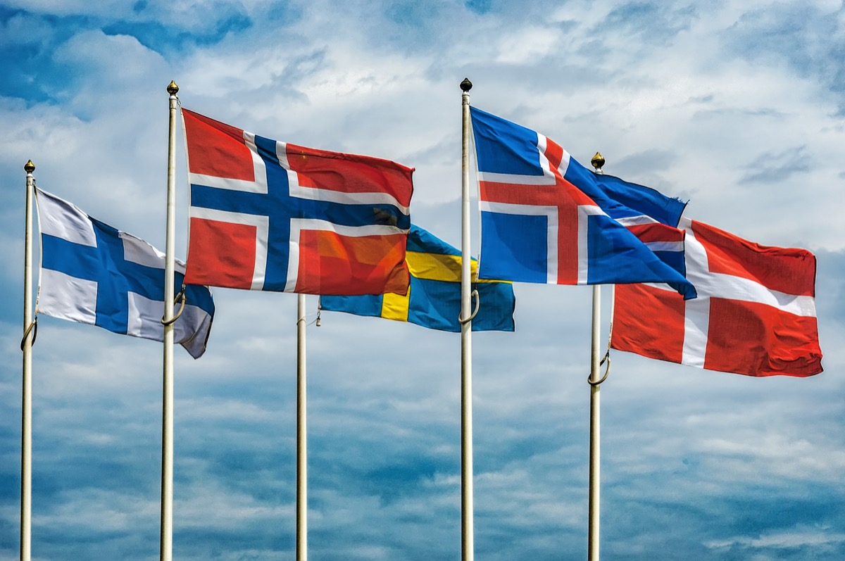 scandinavia happiness facts