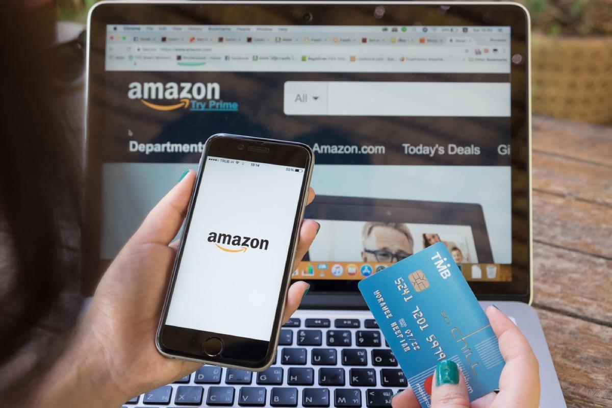 Amazon {Online Shopping Tips}