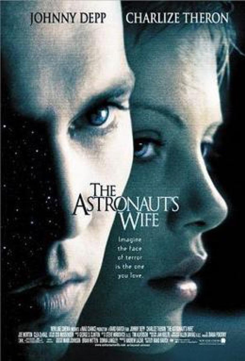 The Astronaut's Wife happy alternate movie endings