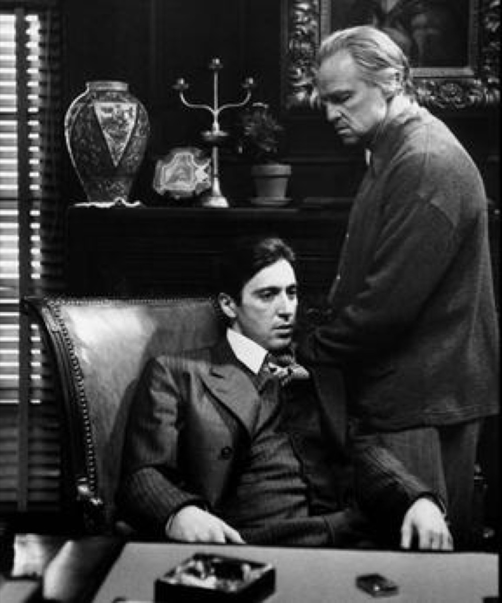 The Godfather happy alternate movie endings