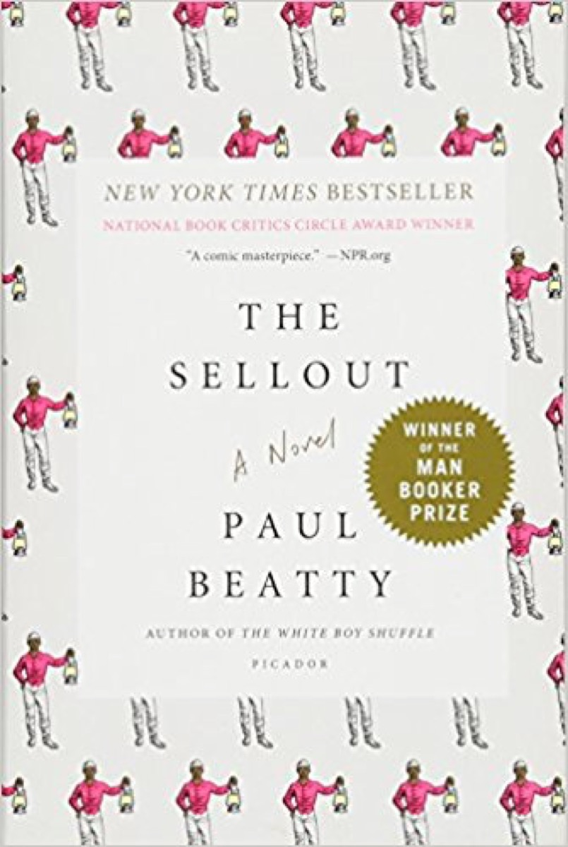 the sellout 40 funny books