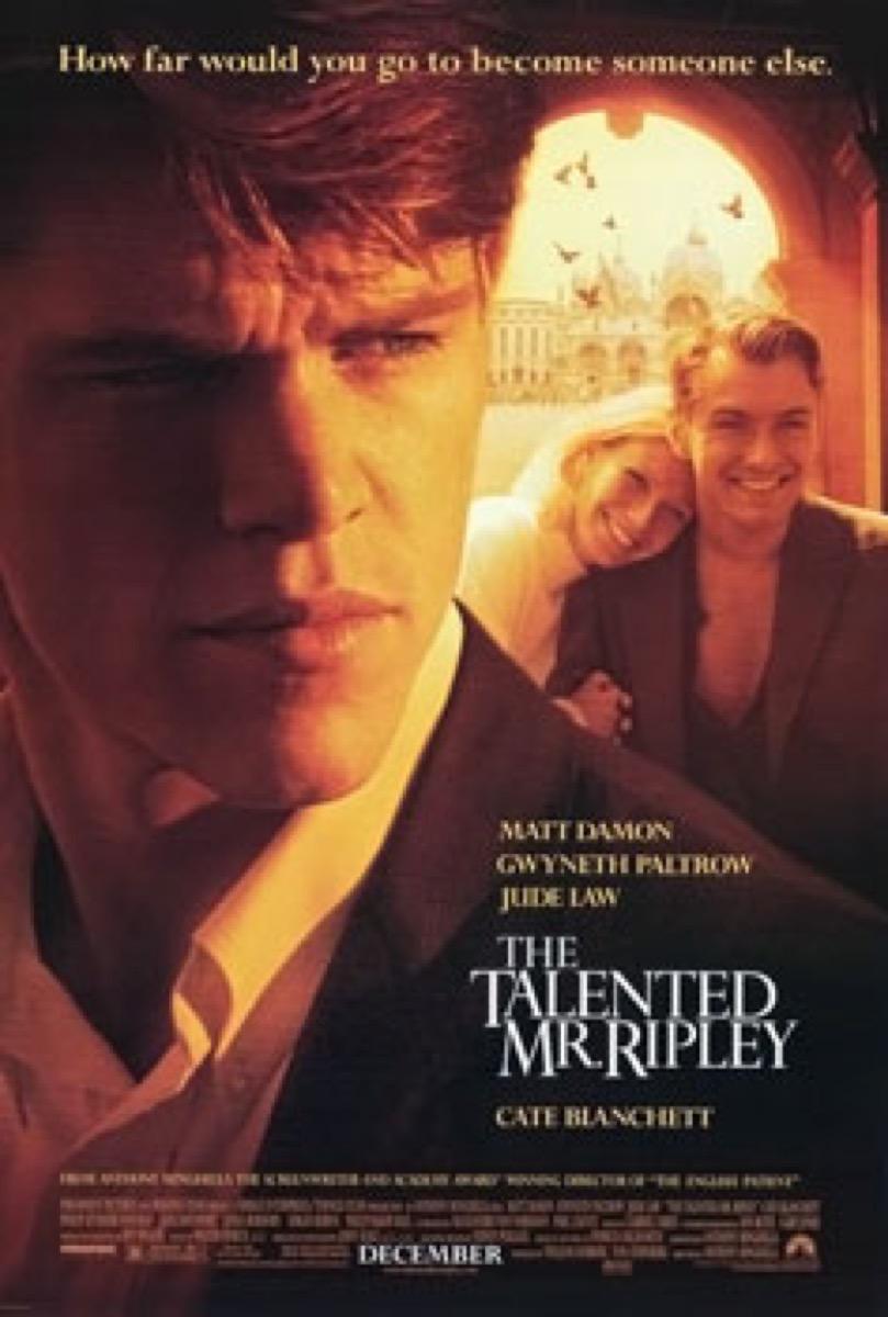 The Talented Mr. Ripley happy alternate movie endings