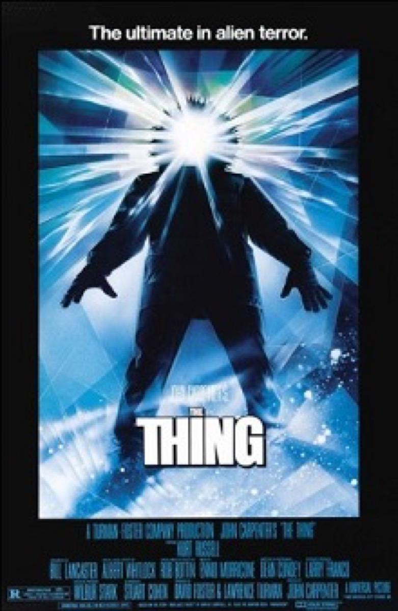 The Thing happy alternate movie endings