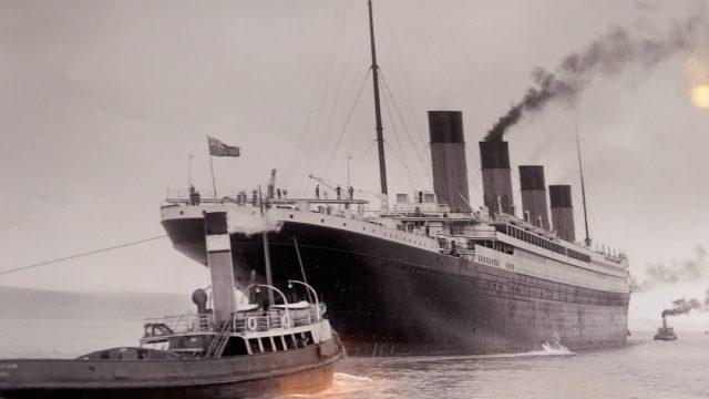 titanic historical photo, amazing coincidences