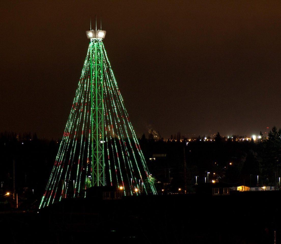 Washington State Fair State Christmas Tree