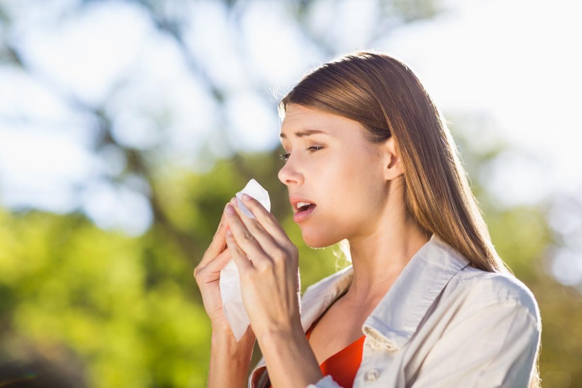 why we sneeze