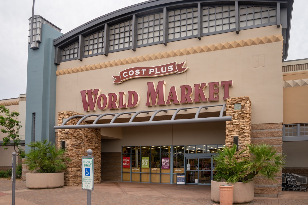 Cost Plus World Market Store {Discount Shopping}
