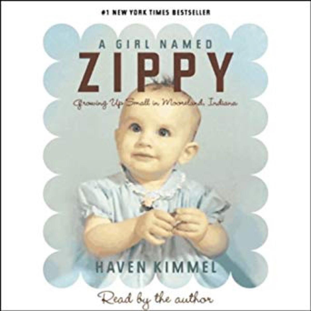 a girl named zippy 40 funny books