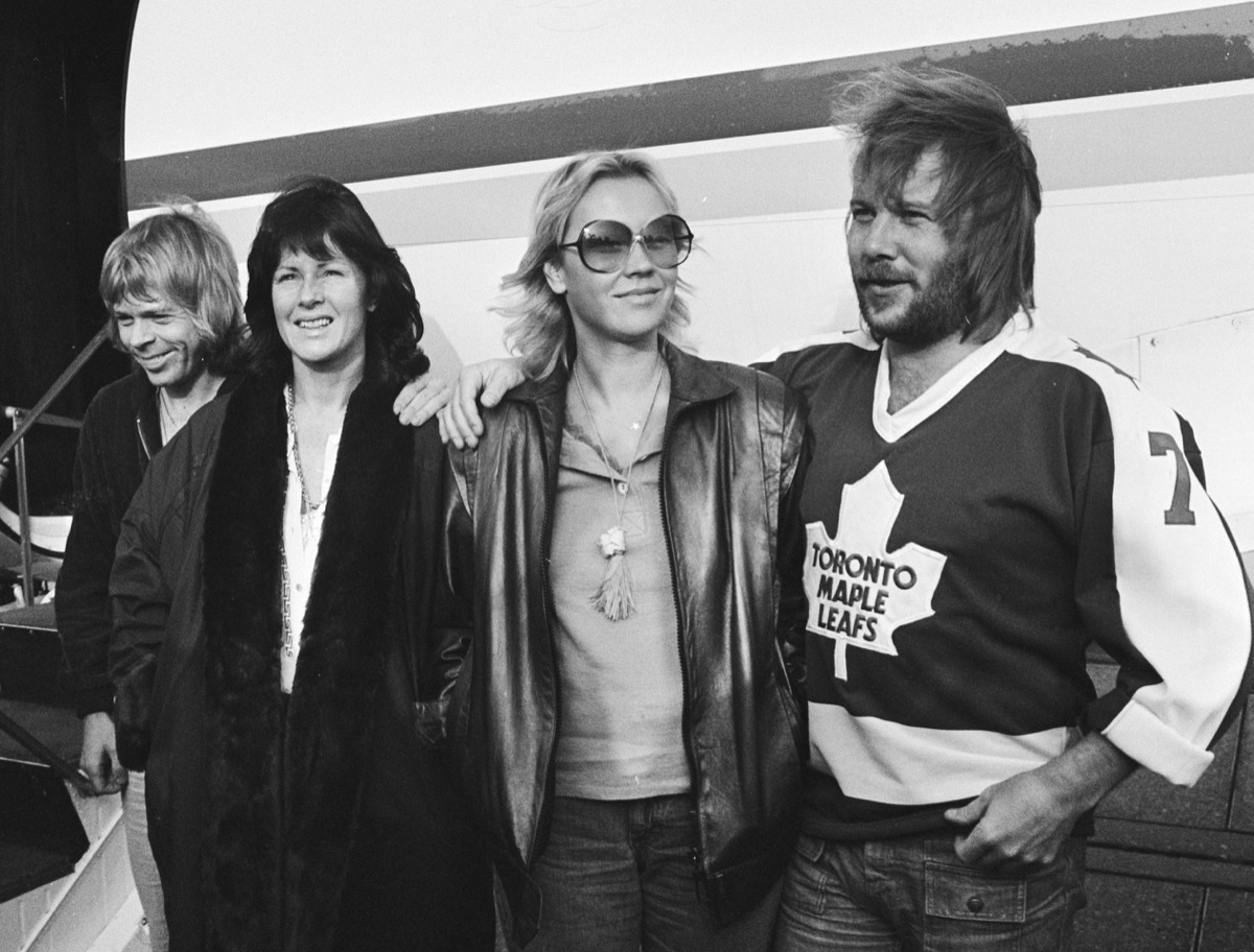 ABBA Band {Best of 2018}