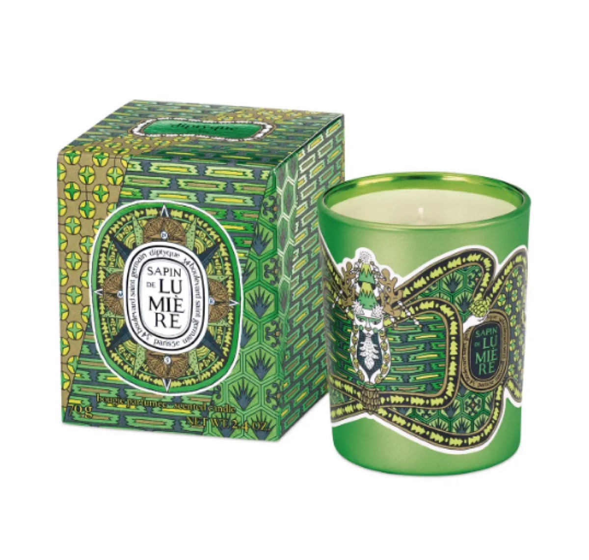 Diptyque Sapin Christmas Candle buy after holidays