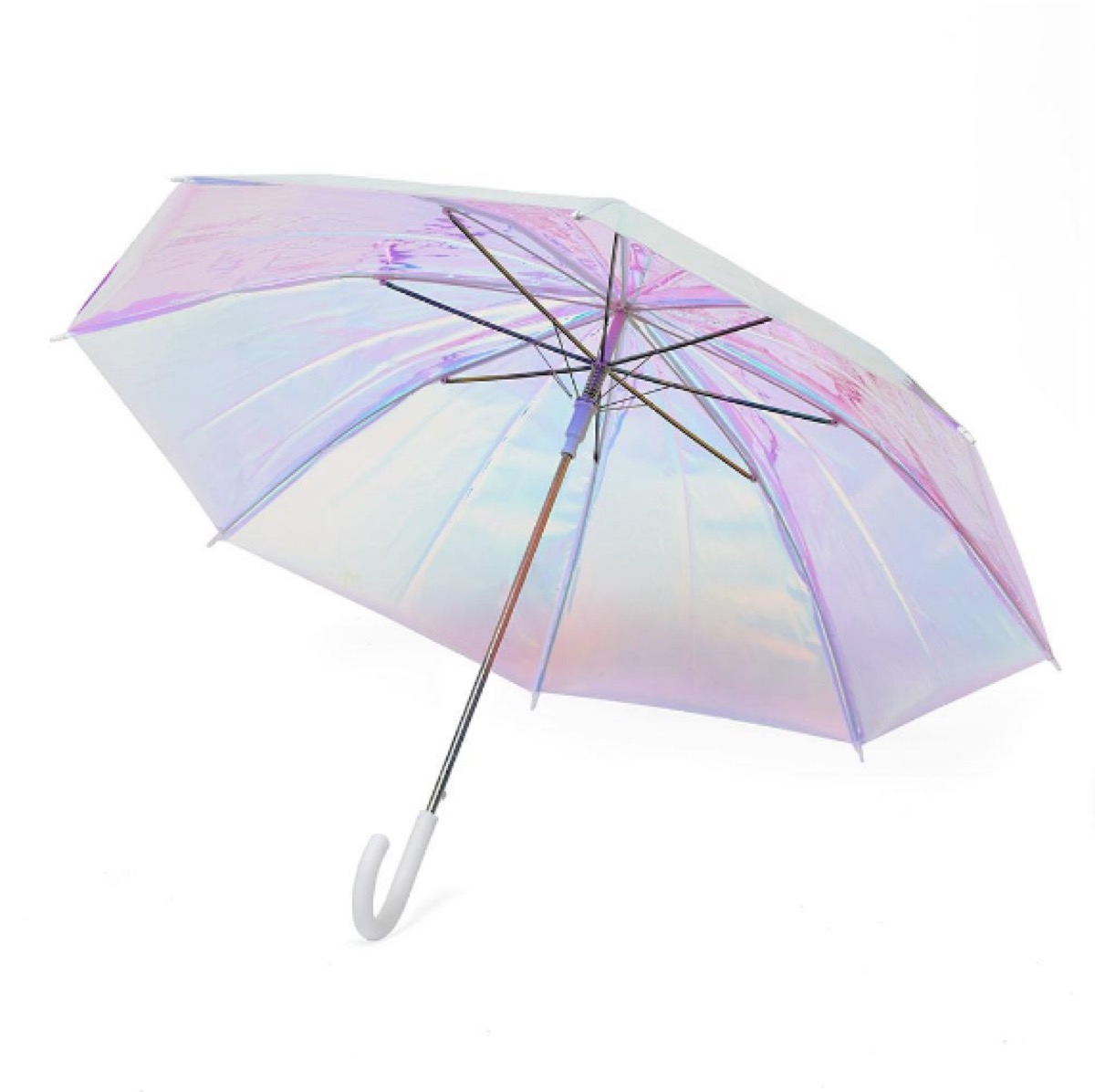 Holo Clear Umbrella buy after holidays