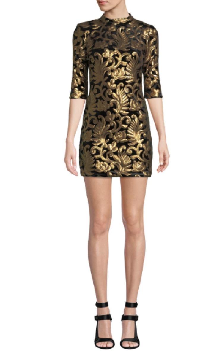 Alice + Olivia Inka Dress buy after holidays