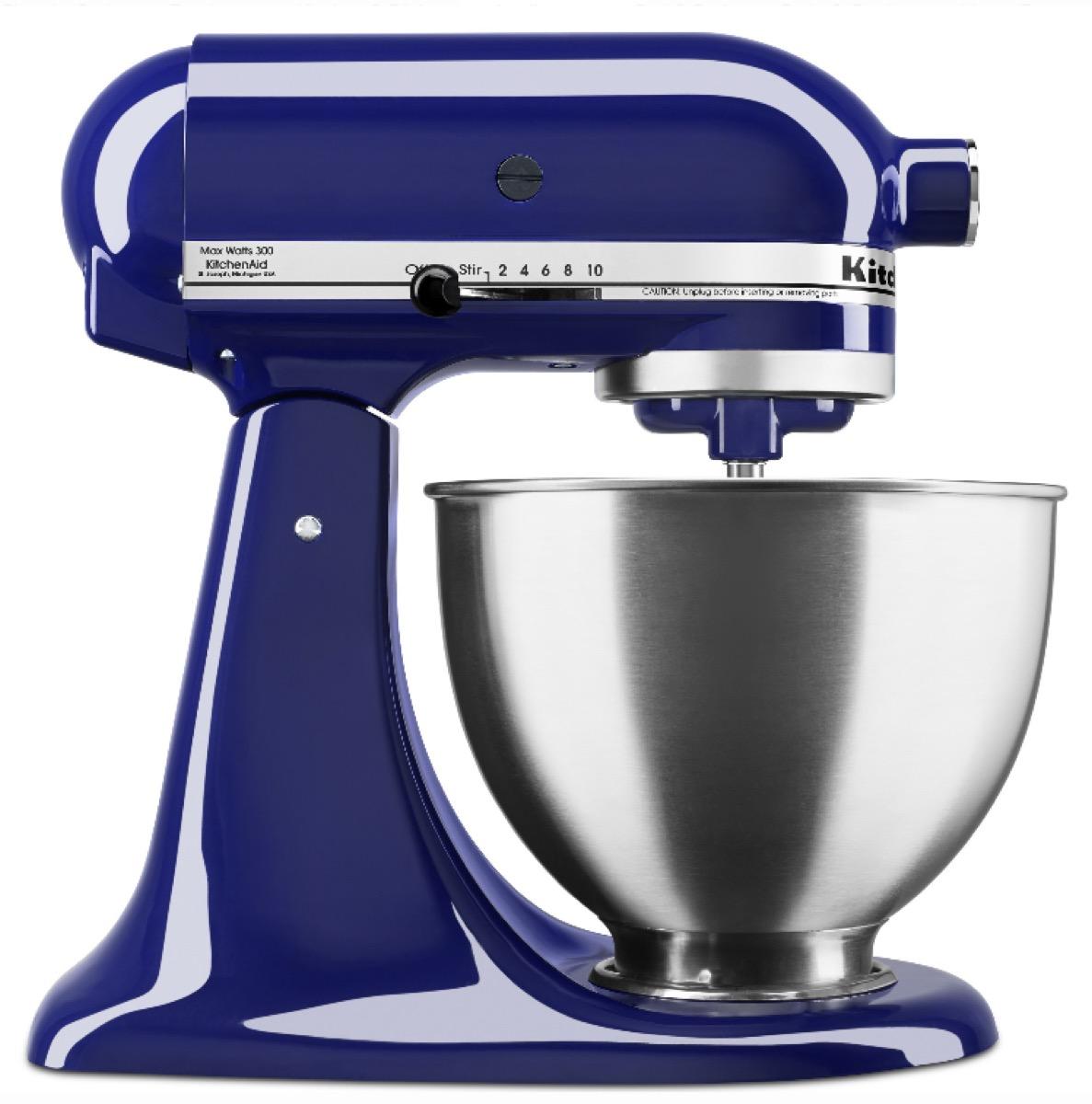 KitchenAid Mixer Cobalt Blue buy after holidays