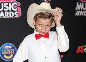 Mason Ramsey, the yodeling Walmart kid