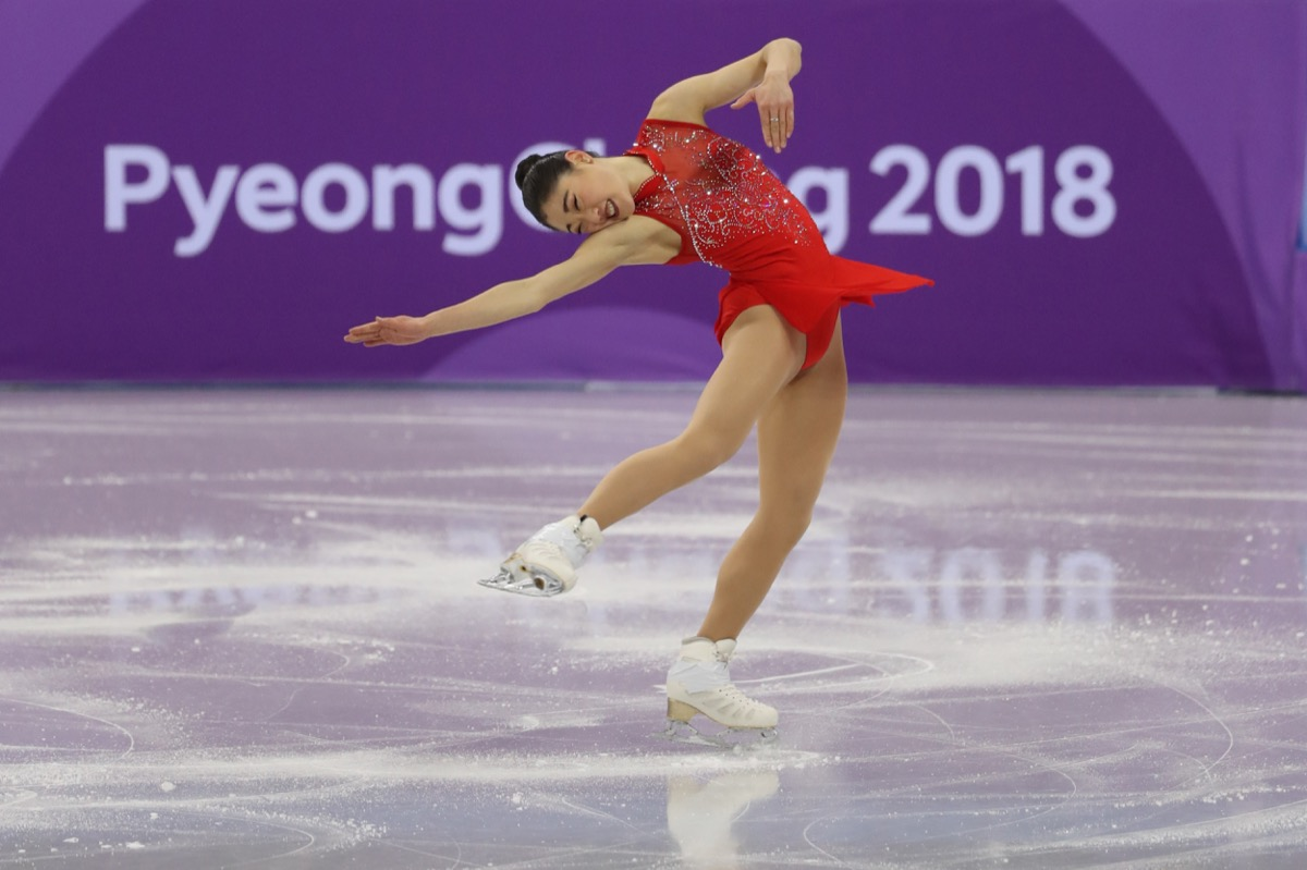 Mirai Nagasu Olympics {Best of 2018}
