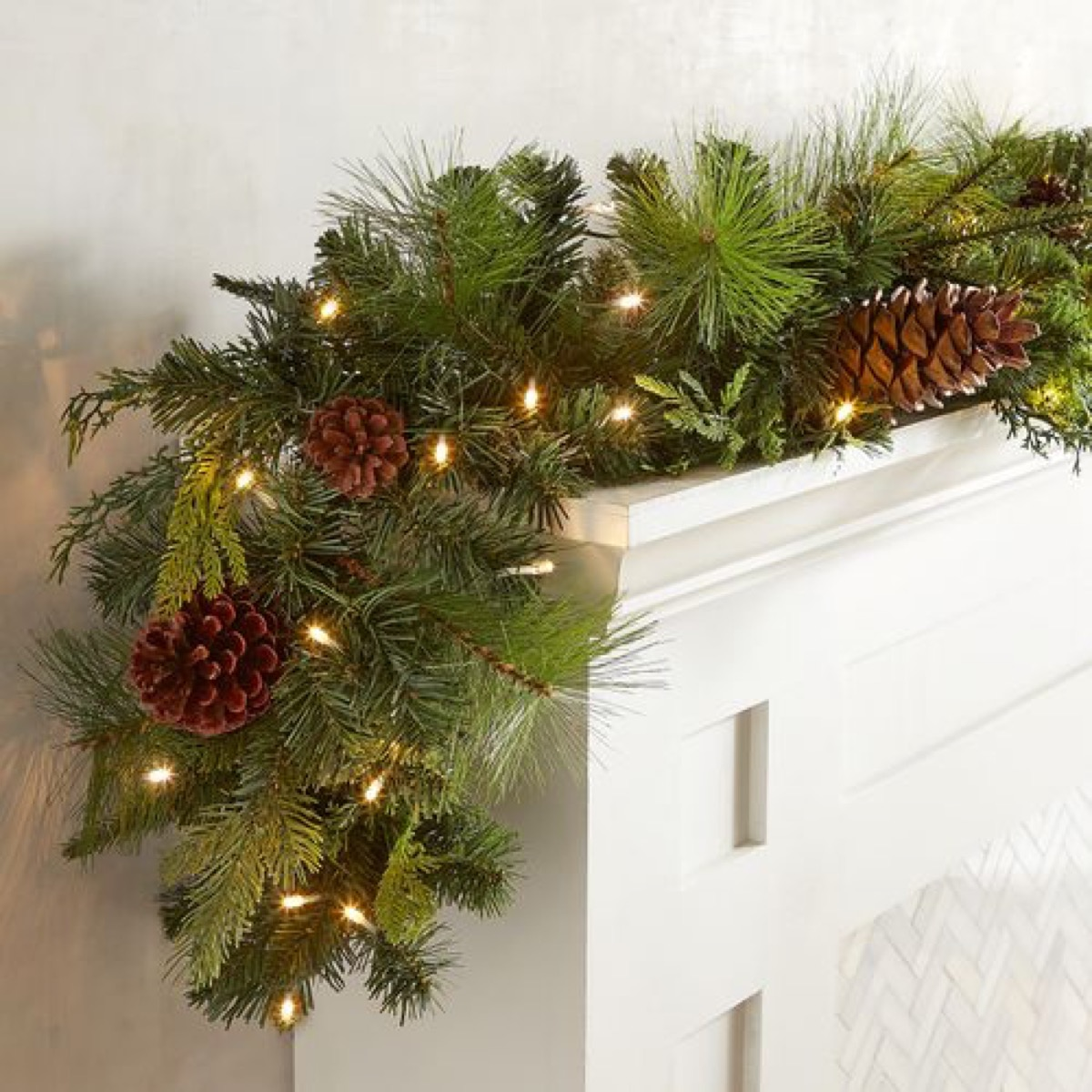 Pier1 Faux Garland buy after holidays