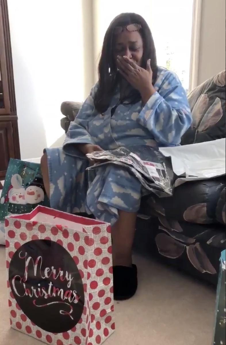surprise gift jersey beasley
