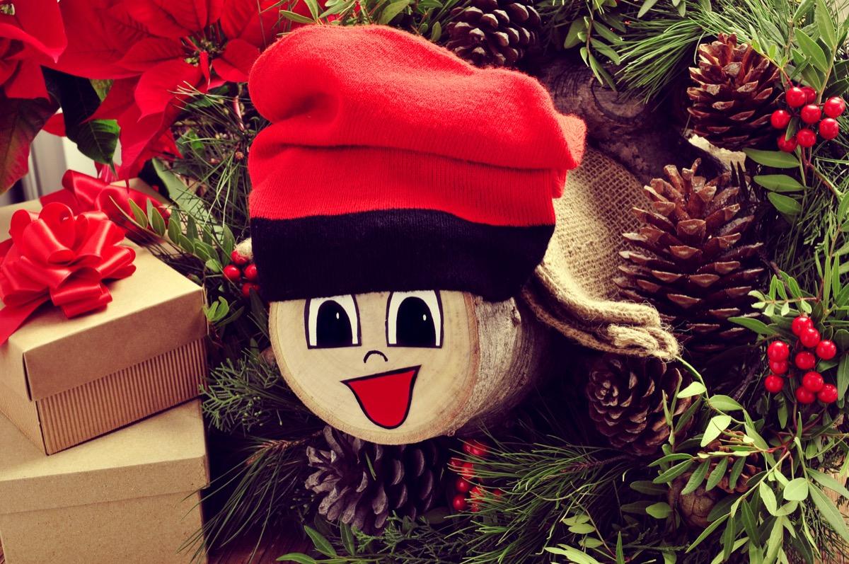 Tió de Nadal christmas tree facts