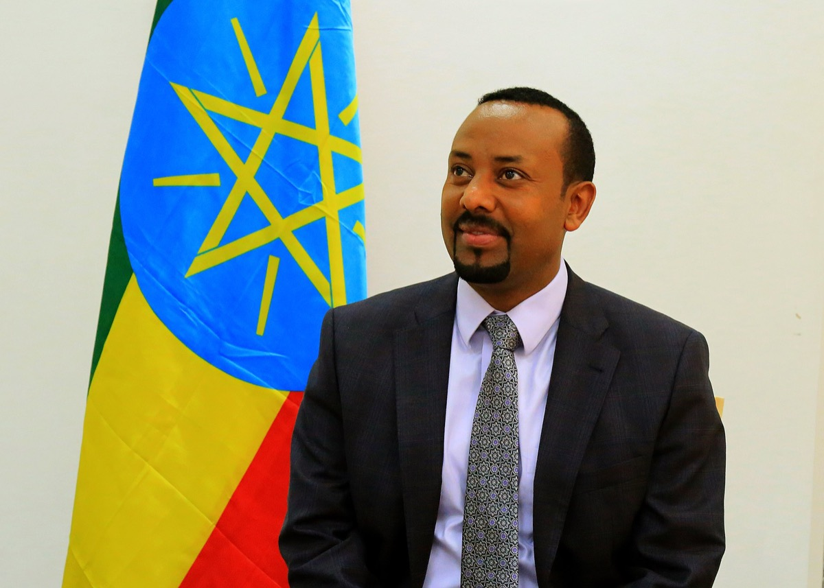Abiy Ahmed Ethiopia {Best of 2018}