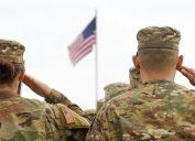 American soldiers saluting World War III 2018 predictions
