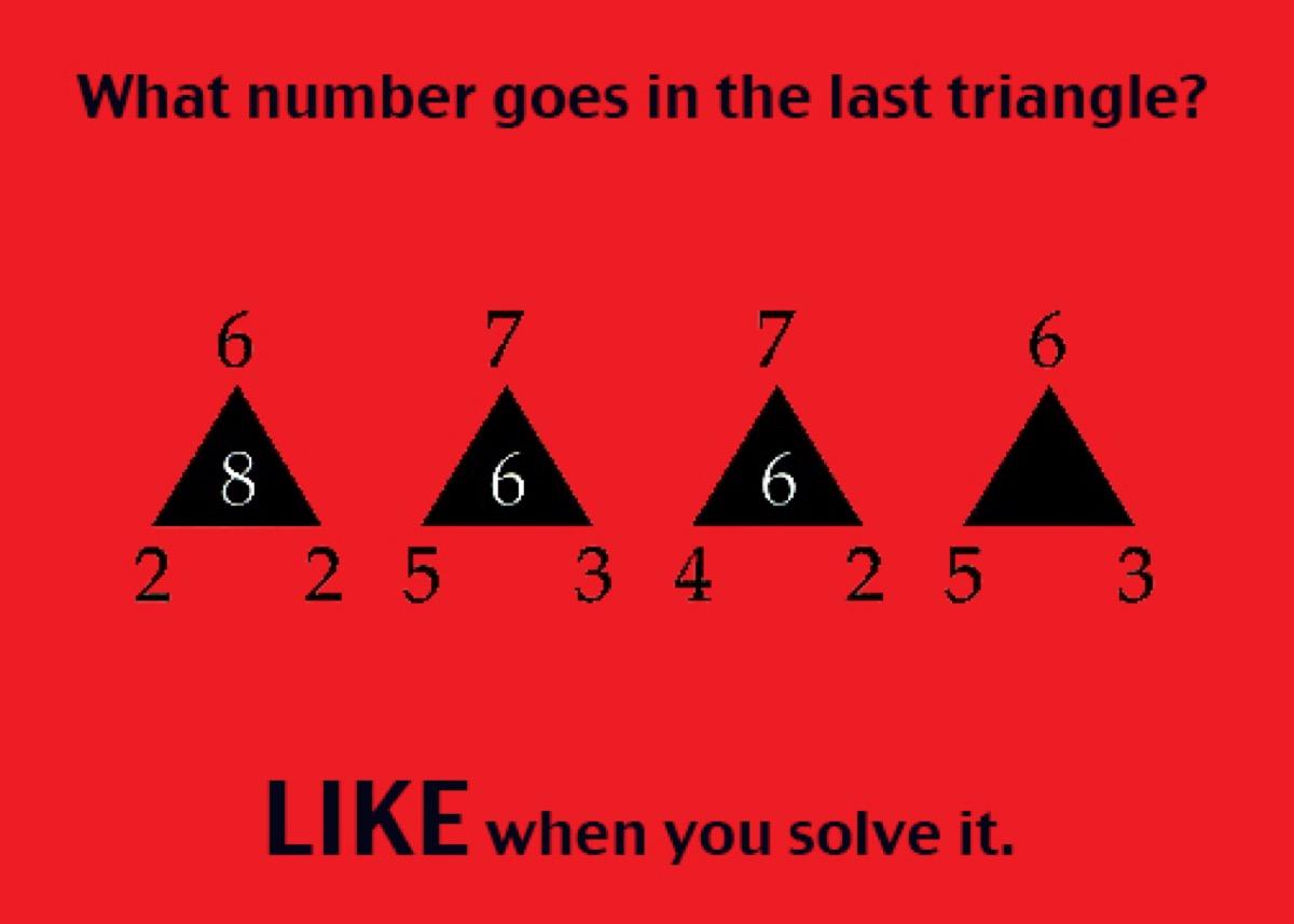 Brain Teaser Math Game {Brain Games}