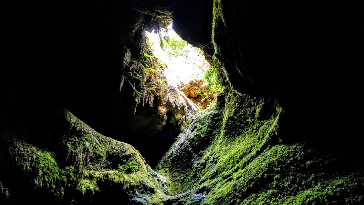 Ape Cave Washington magical caves in the united states