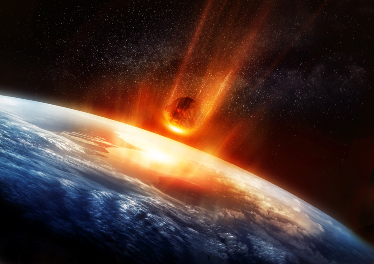 Asteroid hitting Earth 2018 predictions