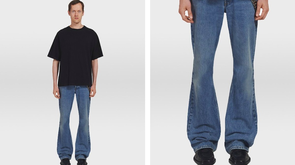 are bootcut jeans making a comeback?