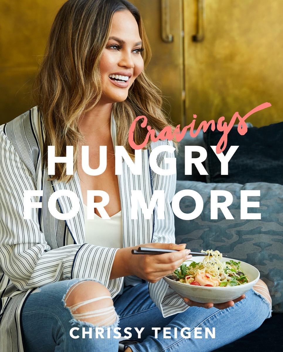 Chrissy Teigen New Cookbook {Best Last-Minute Gifts}