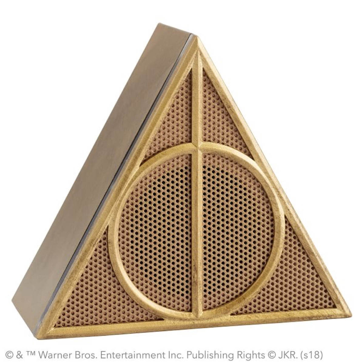 Harry Potter Deathly Hallows Speaker {Gifts for Harry Potter Fans}