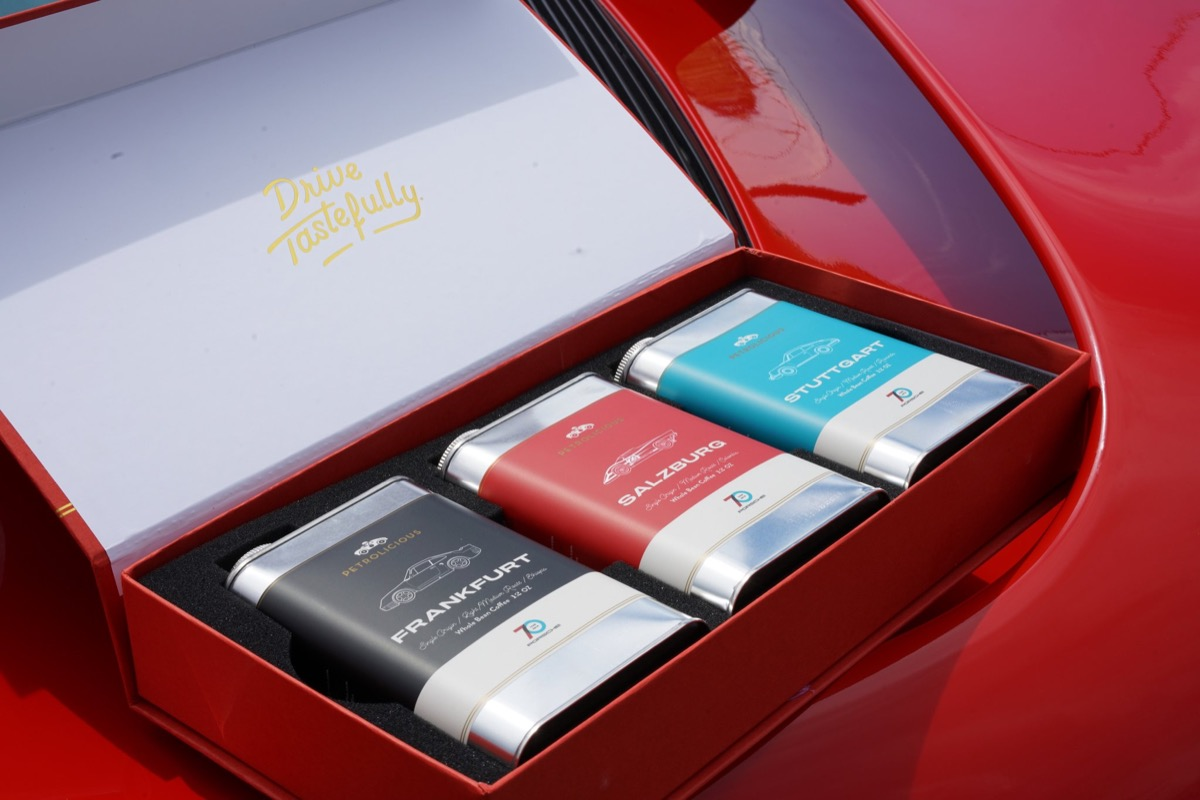 Drive Coffee {Christmas Gift Ideas}