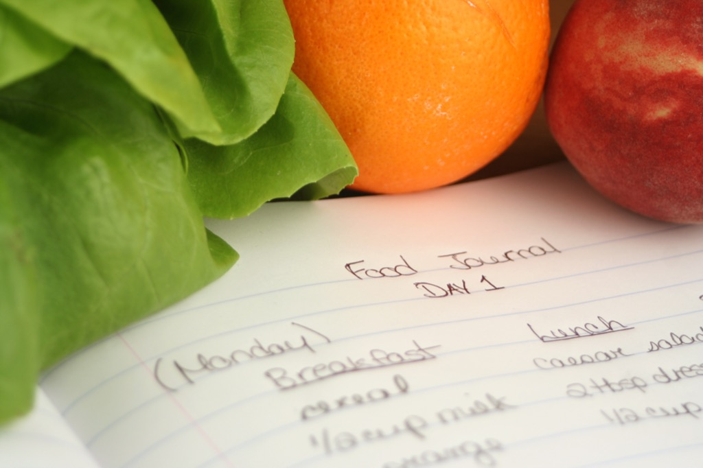 Food Log for Weight Loss {Weight Loss Secrets}