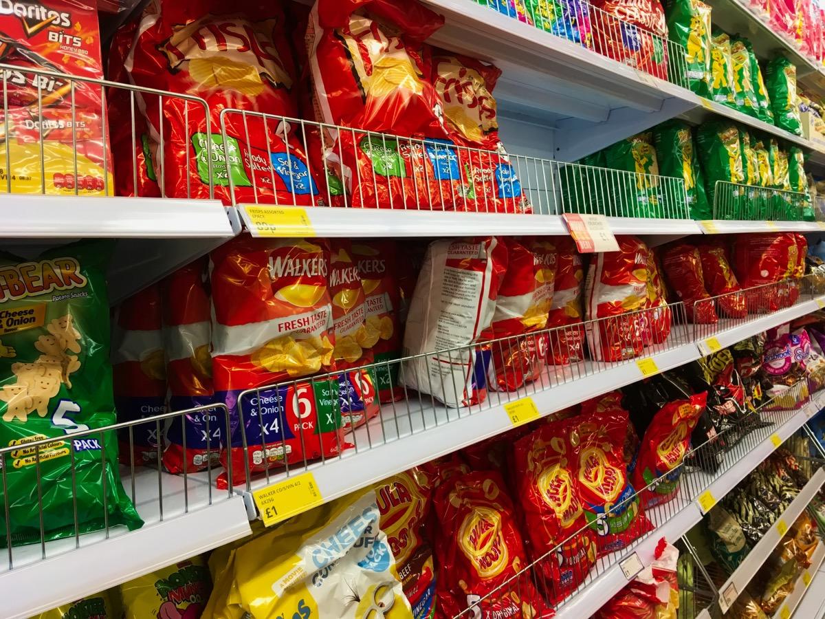 Grocery store snackpacks {Best Impulse Buys From Walmart}